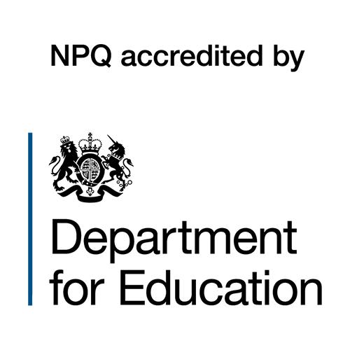 DFE NPQ Accredited