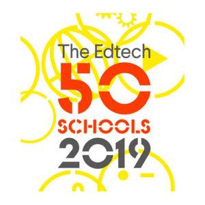 Edtech 50 Schools 2019