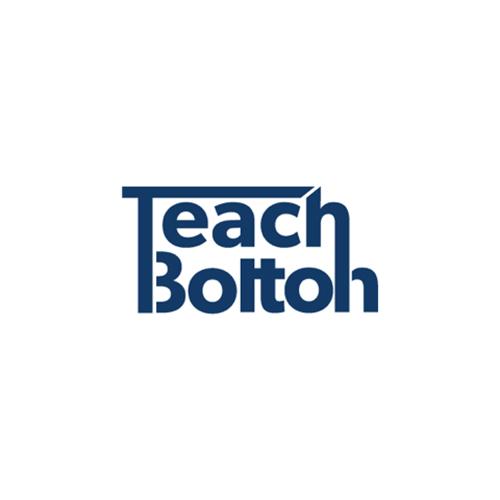 Teach Bolton logo