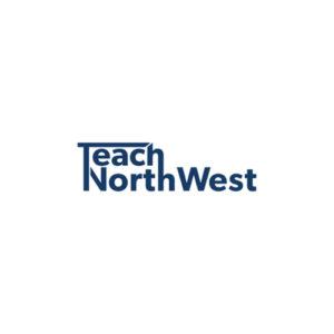 Teach North West logo